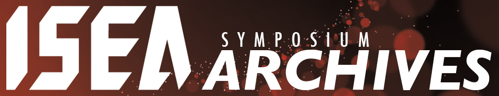 ISEA Symposium Archives